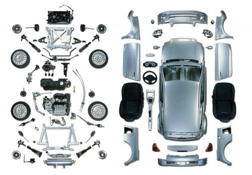 e-commerce pieces auto